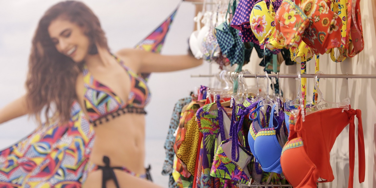 Maredamare has confirmed to be the Italian leading trade show for the beachwear industry.