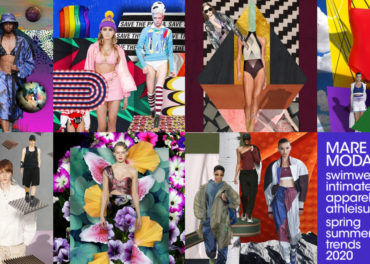 MarediModa unveils the beachwear, underwear and athleisure trends for S/S 2020