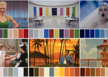 The Colors of (E)Motions: cinema through colors