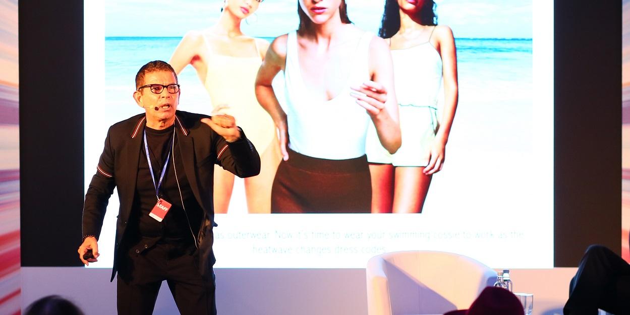 MarediModa presents MdM Talking Fabrics