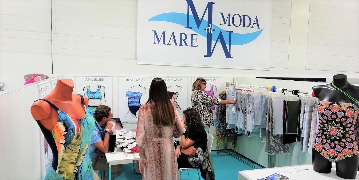 MarediModa is back to Munich Fabric Start