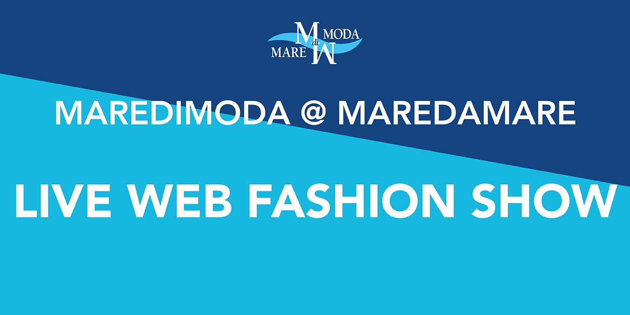 MarediModa: a virtual fashion show of collections 2022 @Maredamare hub