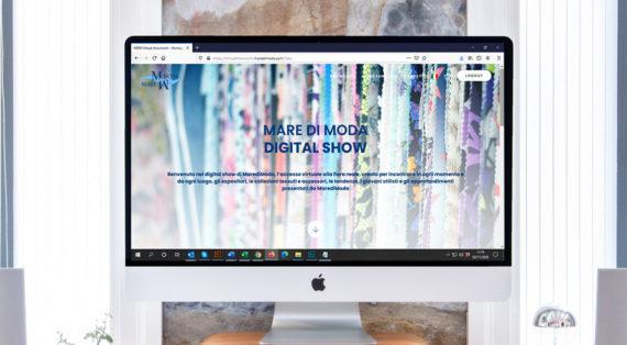 MarediModa launches its digital show