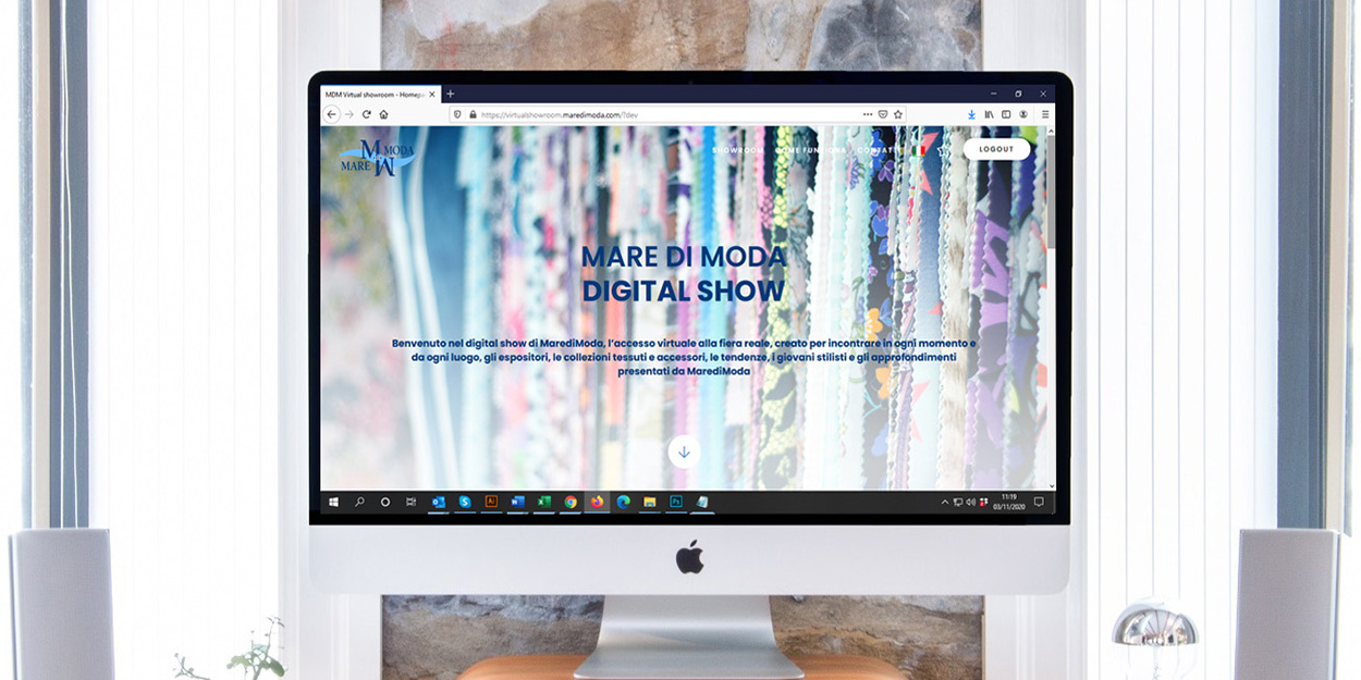 MarediModa launches its digital show