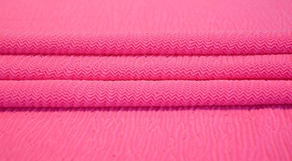Welcome Ibiza.The new embossed fabric by Carvico