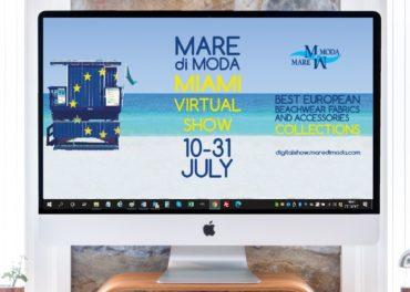MarediModa Miami: l'evento digitale per i tessuti europei di qualità all'interno della Swim Week