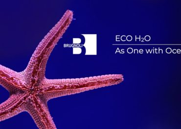 Brugnoli® presenta ECO H2O - As one with oceans